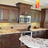 Kitchen Cabinet Remodeling after photo