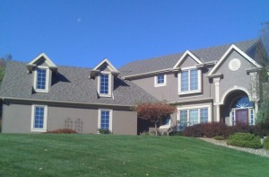 House Painting by Artisan Construction, 7321 N Antioch Gladstone, MO  64119