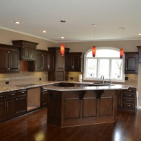 Photo of Kitchen Remodel by Artisan Construction, 7321 N Antioch Gladstone, MO 64119