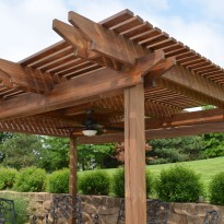 Your outdoor kitchen needs some shade from the hot sun and outdoor elements. The remodeling experts at Artisan Construction, 7321 N Antioch Gladstone, MO  64119 can design and build the perfect shade for your outdoor kitchen.